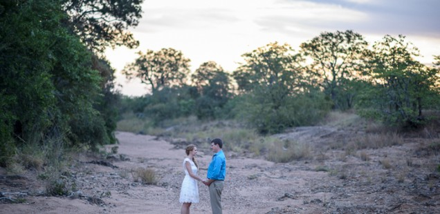 "Saying ""I Do"" in Kruger"
