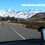 Underberg snow weekend