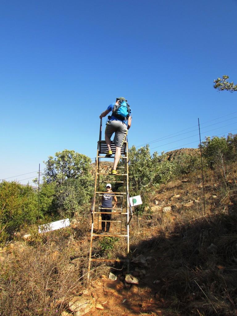 ladders Shelter Rock hike