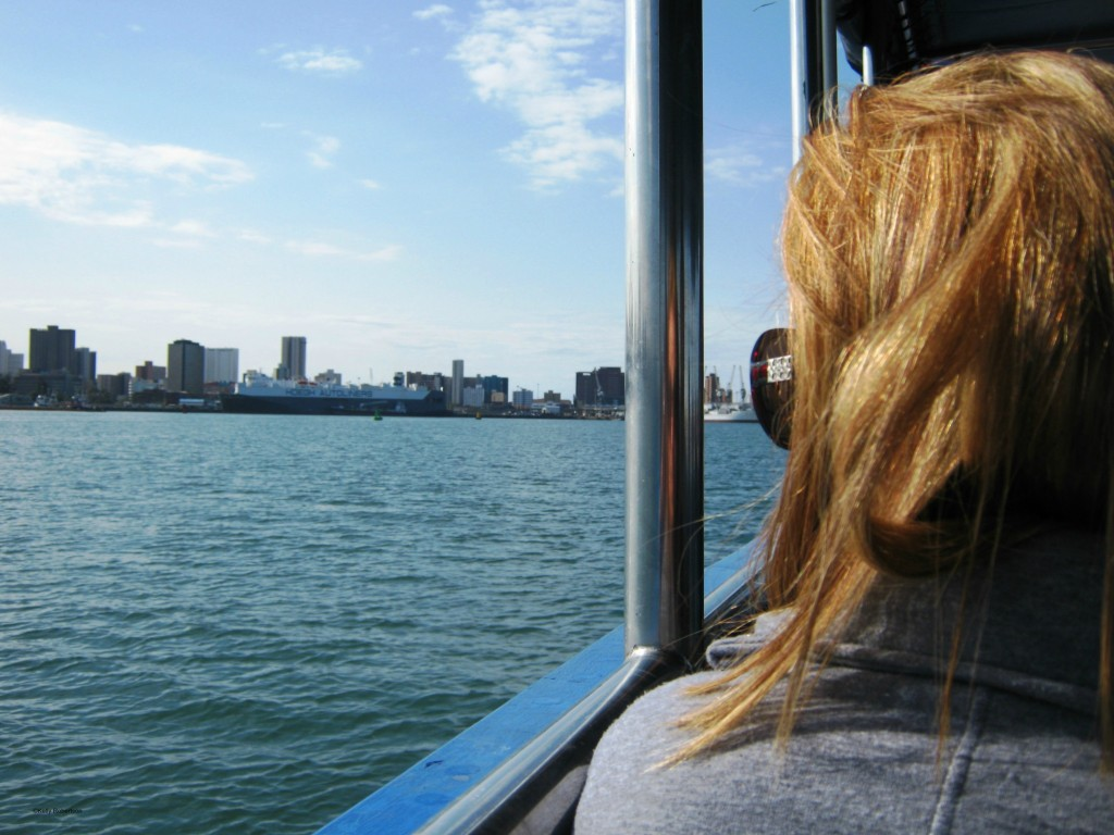 Durban harbour cruise