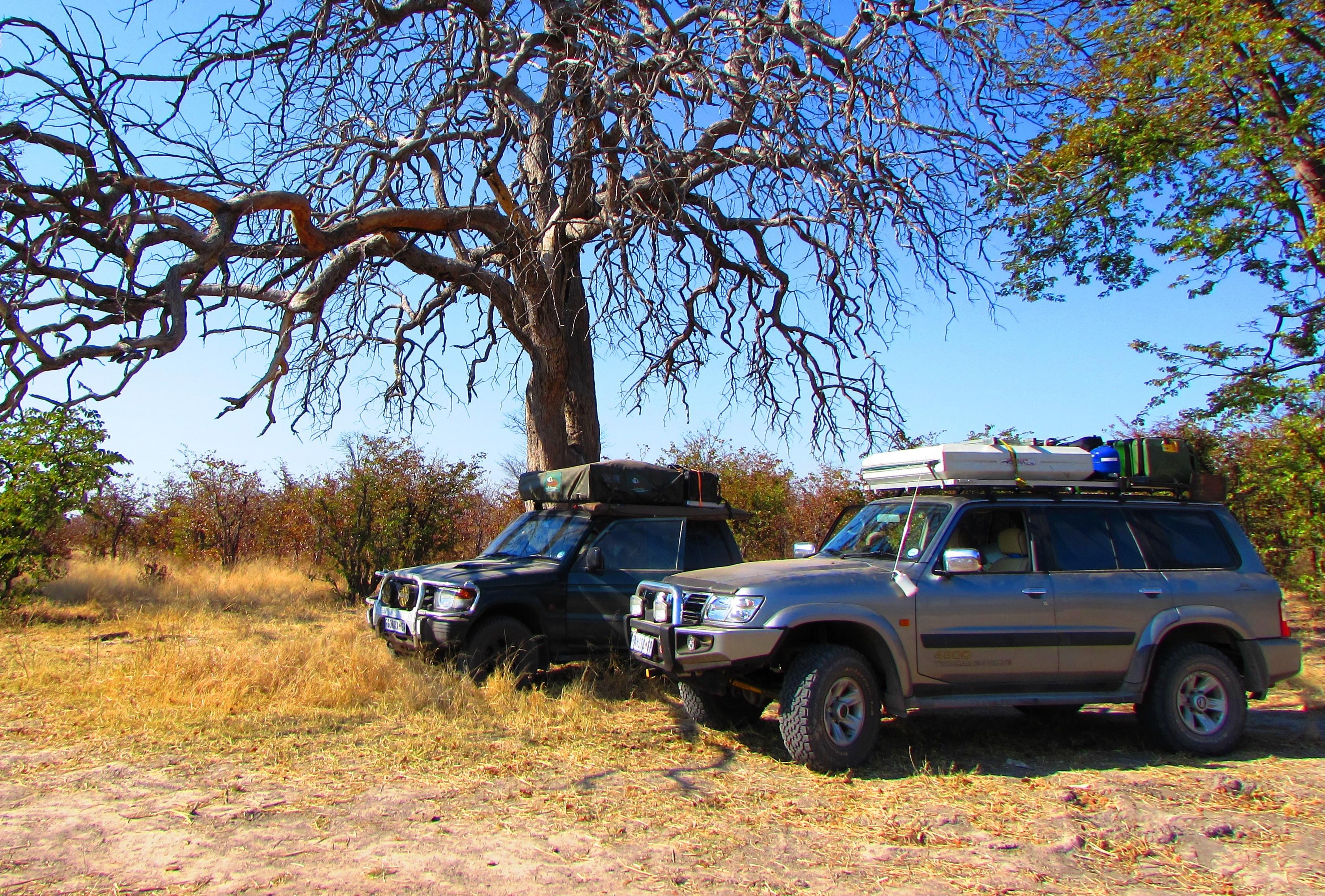 Botswana Camping Self Drive Holiday