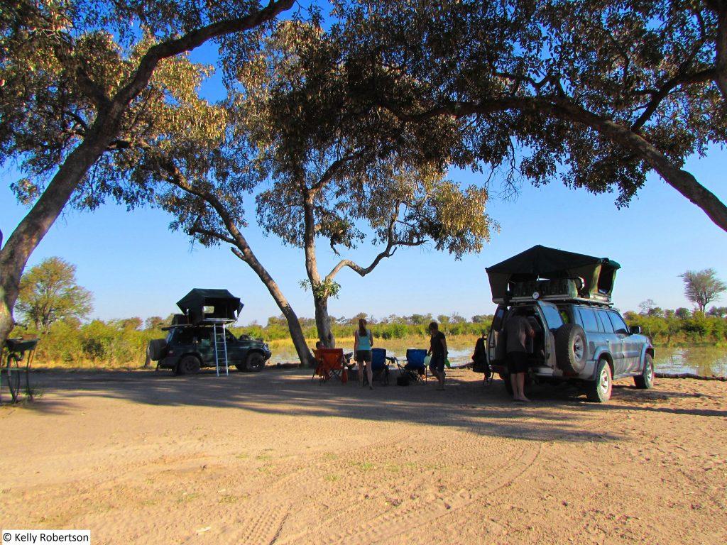 Dizhana campsite 5